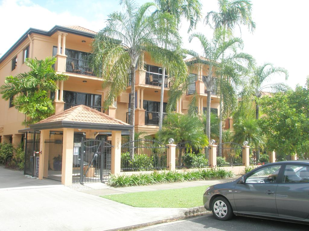 CAIRNS CENTRAL PLAZA APARTMENTS